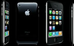 Apple Iphone 3gs - 8gb - Black Unlocked A1303 Gsm For Parts