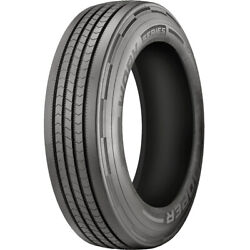 4 Tires Cooper Work Series Rht 255/70r22.5 Load H 16 Ply Trailer Commercial