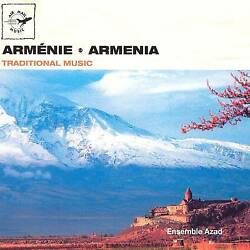 Various Artists Armenia - Traditional Music Cd 2006 Free Shipping, Save £s