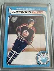 Wayne Gretzky Rookie Rc Ungraded Raw Opc O Pee Chee Great Investment