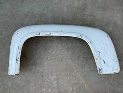 1953-1956 Original Ford Truck Rear Fender Bed Right Side Early Takeoff In 1953