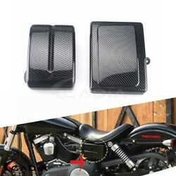 Battery Side Panel Cover For Harley Dyna 2006-2017 Fxdf Fxdl Fxdwg Fxdb Fld Fxdc