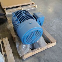 New Siemens Induction Motor 30hp 3530rpm 3521238004 3 Phase Mill Chemical 460v