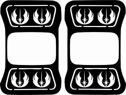 Jeeptails Light Covers Compatible With Jeep Gladiator Led Star Wars Jedi