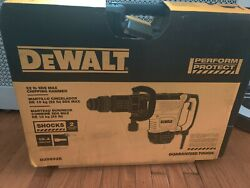 Corded 3/4 In. Sds Max Demolition Hammer 15 Amp 22 Lbs. Rotary Drill D25892k
