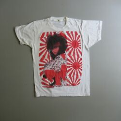 Vintage 80s Siouxsie And The Banshees T-shirt Rising Sun Punk Single Stitch