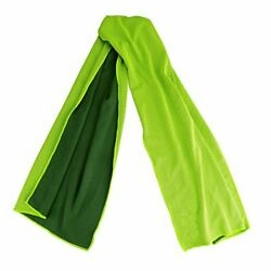 Cooling Towels 40x12 Inches, Super Absorbent Snap 40 X 12 Inch 02 Green