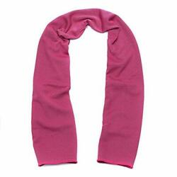 Evaporative Cooling Towel,40x12 Snap Cooling Towel For Sports, Pink1