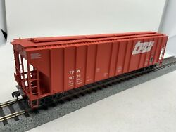 Exactrail Ho Toledo Peoria And Western Evans 4780 Covered Hopper Tpw 18235