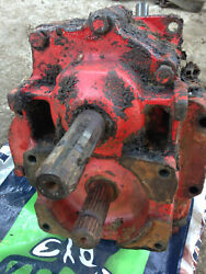 International Ih 966 1066tractor Parts Dual Range Pto Assembly 540/1000