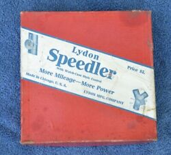 Antique Ford Model A T Accessory Lydon Speedler Nos In Box Look 1930s Car Truck