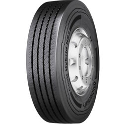 4 Tires Continental Conti Hybrid Hs3 285/70r19.5 H 16 Ply Dc Steer Commercial