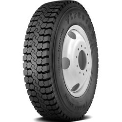 4 New Firestone Fd663 12.00r22.5 Load H 16 Ply Drive Commercial Tires