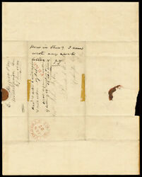 John Tyler - Autograph Note Signed 01/27/1844 Co-signed By E. Daggett