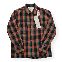 Nwt Lvc Leviand039s Vintage Clothing 1950and039s Deluxe Shirt Repro Size L Fw16