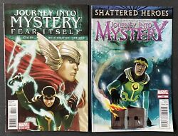 Journey Into Mystery 622 And 632 Ikol Thori Mid-grade 2011