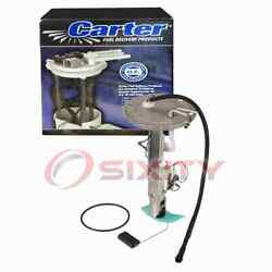 Carter Rear Fuel Pump Hanger Assembly For 2004 Ford E-150 Club Wagon 4.6l Nb