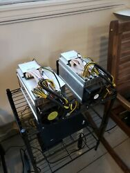 Bitmain Antminer L3+ With Bitmain Power Supply -litecoin/dogecoin- Scrypt Miner