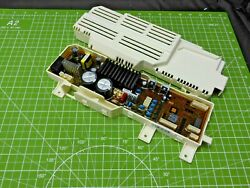 Washer Electronic Control Board Dc92-01625b For Samsung