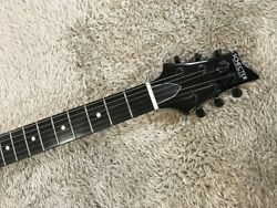 Schecter 30th Anniversary Model Raging Out Pa-or-g/xxx Stbk See Thru Black