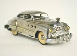 Vintage Occupied Japan Buick Car Lighter Wind-up Friction In Working Condition