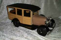 Vintage Jim Beam Whiskey Decanter Genuine Regal China Model A Delivery Truck-198