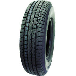 4 New Super Cargo St Radial St 235/80r16 Load F 12 Ply Trailer Tires