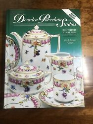Dresden Porcelain Studios Identification And Value Guide By Susan Harran...