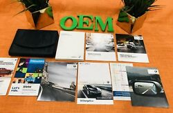 2017 Bmw I8 Owners Manual Extremely Rare Buy Oem Priority Ship