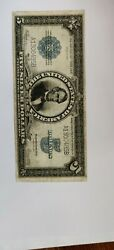 """Fr. 282 1923 5 Five Dollar """"porthole"""" Silver Certificate Currency Note"""