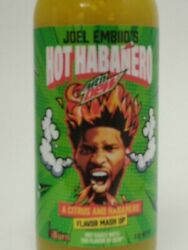 One Bottle Of The Infamous Mountain Dew Hot Sauce - Spicy Viral - Joel Embiid