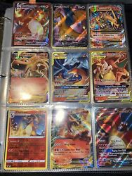 Pokemon Cards 200 Official Tcg Cards Ultra Rare Included   Gx Ex Or Mega Ex