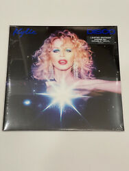 Kylie Minogue Disco Deluxe Vinyl Blue Marble Colored 2lp Limited Edition Sootify