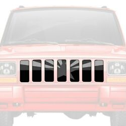 For Jeep Cherokee 84-01 Main Grille 1-pc Tactical Arizona State Flag Style