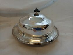 Stunning Silver Plated Trio Of Serving Dish Platter Plates Sheffield Epns