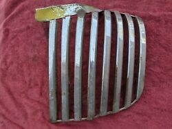 1941 1942 1946 Chevy Pickup Truck Partial Lower Grille Pieces Chevrolet