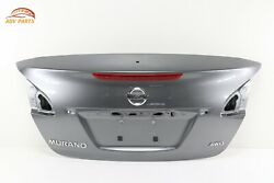 Nissan Murano Crosscabriolet Trunk Lid Shell Panel Cover Oem 2011 - 2014 ✔️