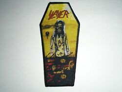 Slayer Christ Illusion Woven Patch