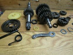 Can Am Ds 650 Baja Bombardier Atv 2004 Transmission Assembly
