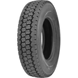 4 Tires General Ameristeel D460 11r22.5 Load H 16 Ply Drive Commercial