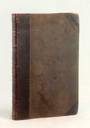 Thomas Fuller Leather 1639 The Historie Of The Holy Warre Timetable Of Crusades