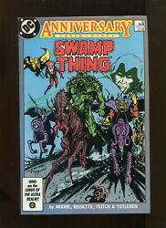 Swamp Thing 50 9.2 1st Justice League Dark
