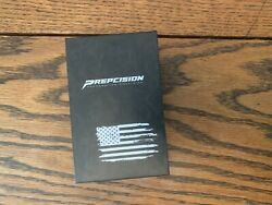 Prepcision Quickdraw Magnetic Gun Storage Mount Conceal Holder - New