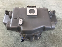 Oil Pan For An Aeio360 Lycoming Engine