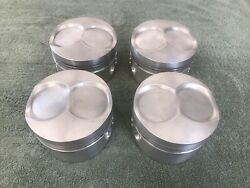 Pistons From An Aeio360 Lycoming Engine