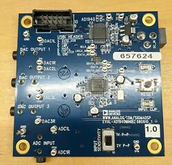 Analog Devices Eval-ad1940minibz Evaluation Board 2