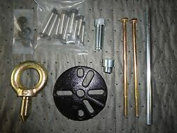 Johnson Evinrude Omc Brp Outboard Universalpuller Kit With Lifting Ring 378103