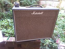 Vintage Marshall Popular 10 Watt Combo Late 69 Early 70's In Stunning Condition