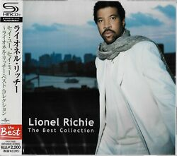 Lionel Richie The Best Collection 2012 Japan Rmst Shm Cd Brand New Out Of Print
