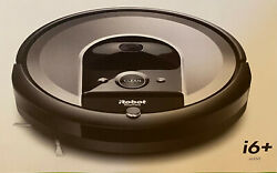 Irobot Roomba I6+ 6550 Robot Vacuum With Automatic Dirt Disposal New